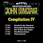 John Sinclair Compilation IV: Band 1715 - 1719 | Jason Dark