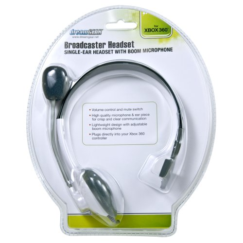 Xbox 360 - Broadcaster Headset