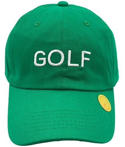 576e92143d17 Golf Hat Dad Hat Cap Wang Odd Future Wolf Gang Tyler The Creator  Embroidered (Green) - Buy Online in Oman.