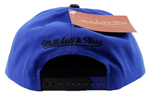 ae79ae48030 Golden State Warriors Hat SPECIAL Custom Undervisor Authentic NBA Mitchell    Ness XL Logo Snapback Cap ...