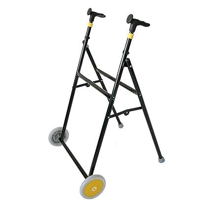 Forta fabricaciones - Andador de hierro para ancianos FORTA Air-On Zero - Gris