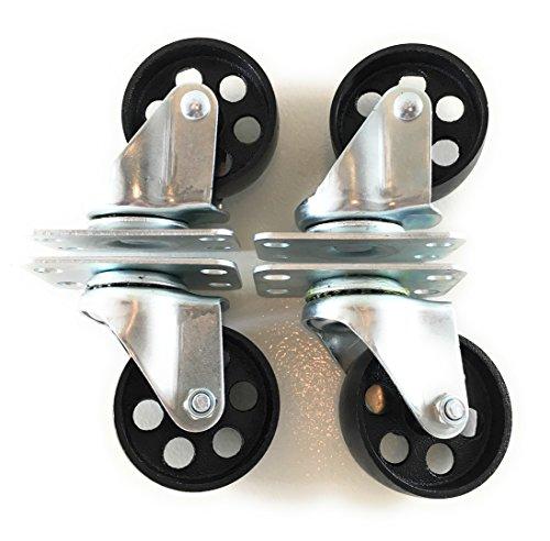 metal caster wheels - 8