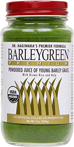 Dr. Hagiwara's BarleyGreen Premium (Endorsed by Dr. Lorraine Day M.D.) by YH International - 7oz. Powder ()