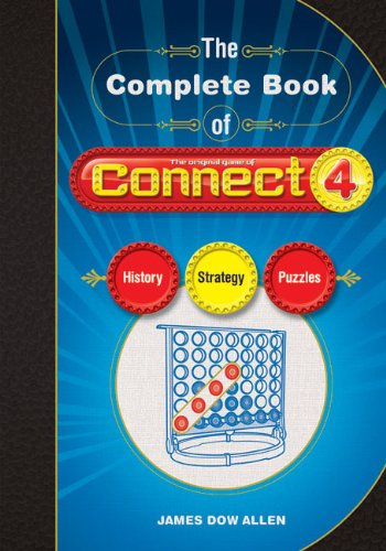 Expert choice for connect 4 book