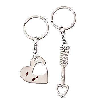 Ln Schlusselbund Ich Liebe Dich Herz Schlussel Valentinstag