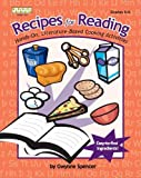Recipes for Reading: Hands-On, Literature-Based Cooking Activities