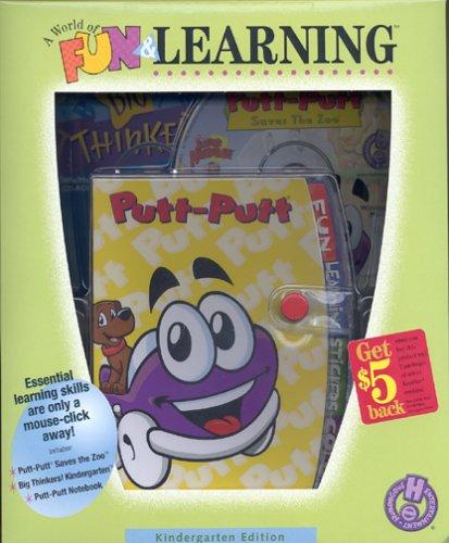 UPC 742725165212 - World of Fun & Learning: Kindergarten Edition - PC