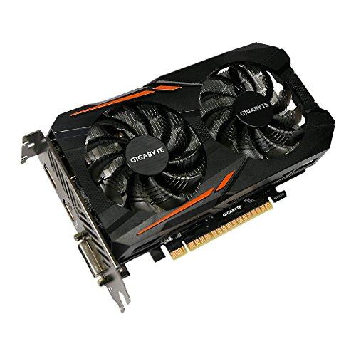 Gigabyte GeForce GTX 1050 OC Low Profile 2G GeForce GTX 1050 2GB GDDR5 - Tarjeta gráfica (NVIDIA, GeForce GTX 1050, 7680 x 4320 Pixeles, 1366 MHz, ...