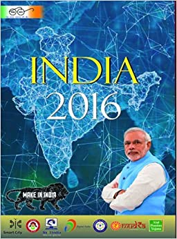 Book INDIA 2016 : Reference Annual by Government Publication Division (2016-02-01)