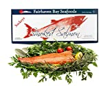 Alaska Smoked Salmon, Sockeye, Wild, 16 Oz. Filet Review