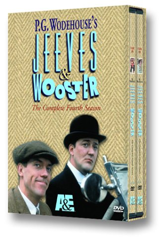 Jeeves & Wooster - The Complete Fourth Season by A&E