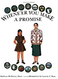 img - for Whene?er You Make a Promise: A Paper Doll History of the Girl Scout Uniform, Volume Two by Kathryn McMurtry Hunt (1996-05-01) book / textbook / text book