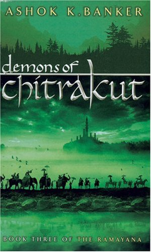 book cover of Demons of Chitrakut