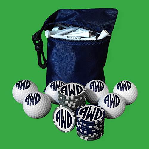 The Basic Golf Set - パーソナライズゴルフティーとゴルフボール   B07L7TQPV1