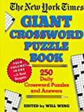 The New York Times Giant Crossword Puzzle Book, Will Weng, 0517084635
