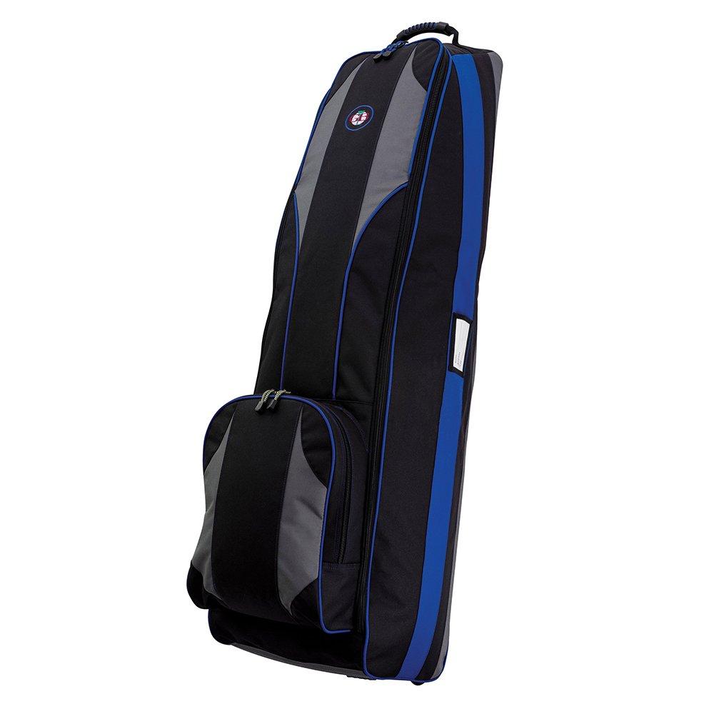 ゴルフ旅行バッグバイキング4.0旅行バッグ2017ブラック/ブルー B073S4VFXB