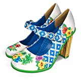 Hot Chocolate Design Chocolaticas High Heels Tropic Women's Mary Jane Pump