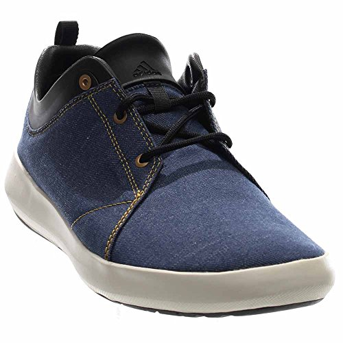 adidas Outdoor Men's Satellize Wanderschuh Lucky Blue, Kreideweiß, Erde