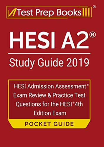 photograph about Hesi A2 Practice Test Printable identified as HESI A2 Exploration Lead 2019 Pocket Lead: HESI Admission Examination Check Study Prepare Check Concerns for the HESI 4th Version Take a look at