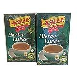 50 Bags-Hierba Luisa Digestive Tea Help bloating/Te Digestivo (Lemon Grass)