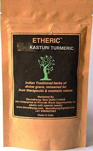 Etheric Wild Kasturi Turmeric Powder product image