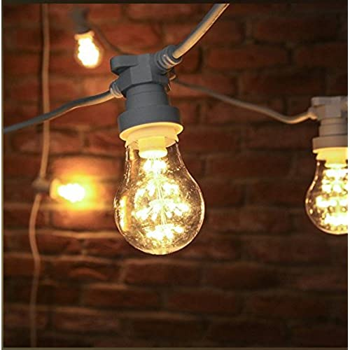 outlet leideal starry led bulb e26 base 2200k a19 edison decorative led light bulbs christmas