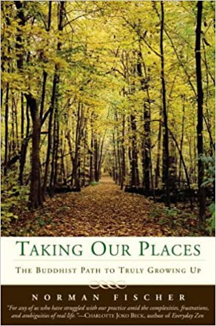 Book Taking Our Places: The Buddhist Path to Truly Growing up