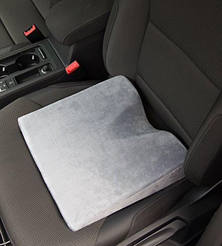Fine Car Seat Cushion With Therapeutic Designed Car Wedge Cushion Ibusinesslaw Wood Chair Design Ideas Ibusinesslaworg