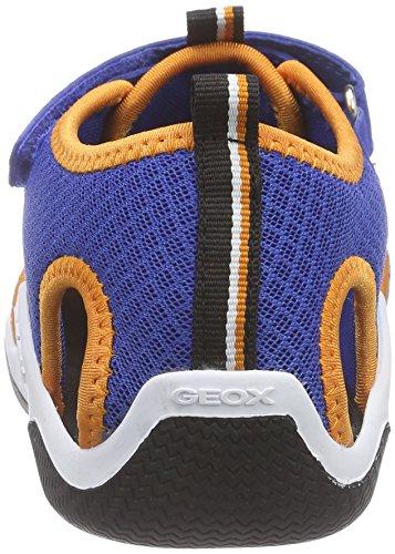 GeoxWader C - sandalias para chico Azul - Blau (ROYAL/ORANGEC0685)