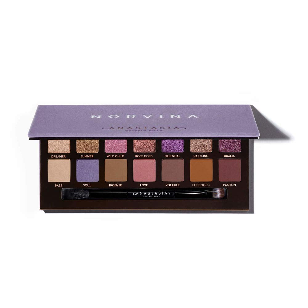 Anastasia Beverly Hills - Eyeshadow Palette - Norvina