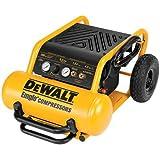 DEWALT D55146R Heavy Duty 4.5 Gallon Compressor with Wheels (Certified Refurbished)