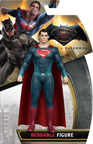 Batman v Superman, Superman Bendable Action Figure