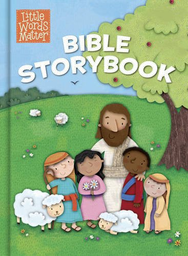 Little Words Matter Bible Storybook (padded board book)