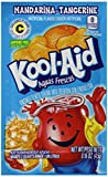 Kool-Aid Flavored Drink Mix, Unsweetened Aguas Frescas Mandarina-Tangerine, 0.16 Ounce Packets (Pack of 192)