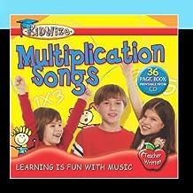 Kidwize Multiplication Songs by Kidzup