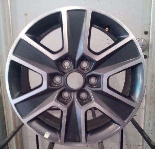 Ford F150 Alloy Wheel - 18 INCH 2015 2016 2017 FORD F-150 TRUCK OEM ALLOY WHEEL RIM 3997 18x7.5 6x135 FL34-1007-CS FL34-1007-CA FL34-1007-NA FL3Z-1007-C
