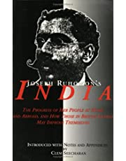Joseph Ruhomon's India: The Progress Of Her People At Home And Abroad And How Those In British Guyana May Improve Themselves