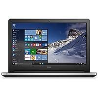 Dell High Performance Inspiron 15 Series FHD Touchscreen Laptop (Intel Core i5, 8GB DDR3, 1TB HDD, DVD, Backlit Keyboard, WiFi, Bluetooth, HDMI, Windows 10, Silver)