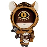 N-L Game Identity V Eli Clark Longing Tiger Cosplay Plush Stuffed Dolls Throw Pillow Plush Doll Gifts Cute and Realistic…
