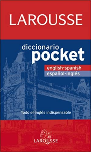 Diccionario Pocket English-Spanish / Español-Inglés Larousse ...