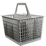 Jackson 07320-100-08-01 6-Compartment Silverware Basket for Jackson Model 10 Round Dish Machine