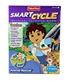: Fisher-Price Fun-2-Learn Smart Cycle Go Diego Go Animal Rescue