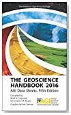 The Geoscience Handbook: AGI Data Sheets, Fifth Edition