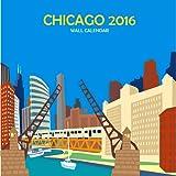 Chicago Wall Calendar