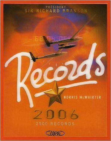 En ligne Records pdf, epub ebook
