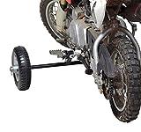 Alvey Training Wheels for 50cc & 70cc Dirt Bikes (Pair of 8' Pneumatic Wheels)