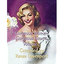 Gorgeous Women Gorgeous Gowns Grayscale Adult Coloring Book Volume 2