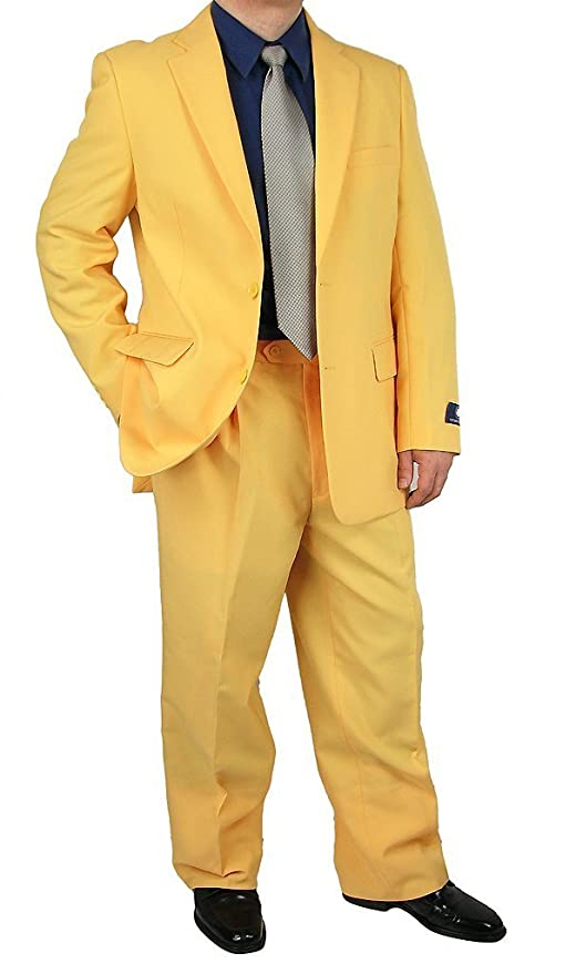 1940s Men's Costumes: WW2, Sailor, Zoot Suits, Gangsters, Detective Sharp 2-Piece Mens 2 Button Dress Suit $109.50 AT vintagedancer.com