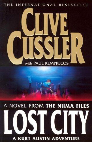 Lost City: NUMA Files #5 (The NUMA Files) PDF