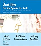 img - for Usability: The Site Speaks for Itself (Insite Series) book / textbook / text book